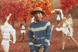Pharrell Williams ft. Daft Punk - Gust of Wind