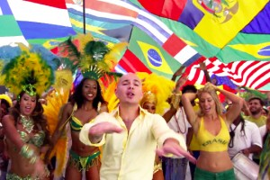 Pitbull ft. Jennifer Lopez & Claudia Leitte - We Are One (Ole Ola) (Olodum Mix) [2014 FIFA World Cup]