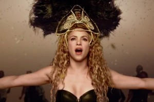 Shakira ft. Carlinhos Brown - La La La (Brasil 2014) [Spanish Version]