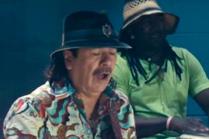 Carlos Santana & Wyclef - Dar um Jeito (We Will Find a Way) featuring Alexandre Pires & Avicii
